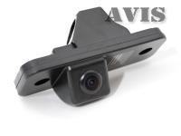 Камера заднего вида Avis для Hyundai Santa Fe II 2006-2012 г.в.