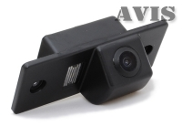 Камера заднего вида Avis для Skoda Fabia II 2008-...г.в.