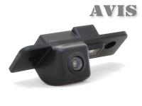 Камера заднего вида Avis для Skoda Roomster