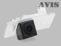 Камера заднего вида Avis для Skoda Octavia A7 2013-...г.в.