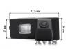 Камера заднего вида Avis для Ssang Yong Actyon Sport