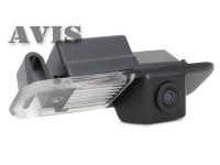 Камера заднего вида Avis для KIA Rio III 2011-...г.в. (седан)