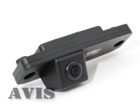 Камера заднего вида Avis для KIA Sportage 2010-...г.в.