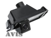 Камера заднего вида Avis для KIA Soul