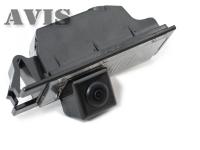 Камера заднего вида Avis для KIA Cee'd II 2012-...г.в. (хэтчбек)
