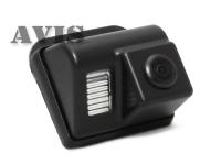 Камера заднего вида Avis для Mazda 3 (хэтчбек)
