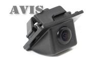 Камера заднего вида Avis для Mitsubishi Lancer X (хэтчбек)