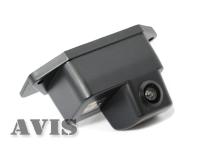 Камера заднего вида Avis для Mitsubishi Outlander 2003-2008 г.в.