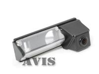 Камера заднего вида Avis для Mitsubishi Pajero Sport II 2008-...г.в.