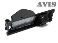 Камера заднего вида Avis для Nissan Micra