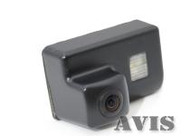 Камера заднего вида Avis для Peugeot 407