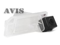 Камера заднего вида Avis для Peugeot 4008
