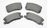Тормозные колодки задние для Peugeot 4008 2012-...г.в.