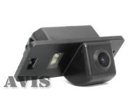 Камера заднего вида Avis для Volkswagen Touran 2011-...г.в.