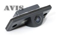 Камера заднего вида Avis для Volkswagen Touareg I 2003-2010 г.в.