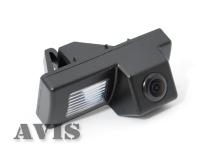 Камера заднего вида Avis для Toyota Land Cruiser 100