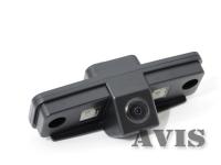 Камера заднего вида Avis для Subaru Legacy V wagon 2009-2013 г.в.