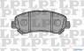 Тормозные колодки передние для Nissan X-Trail II (2007-...)