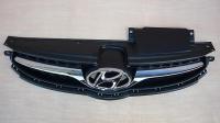Решётка радиатора для Hyundai Elantra V 2010-...г.в.