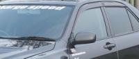 Дефлекторы окон (ветровики) для Lexus IS 200/IS 300 (1998-2005 г.в.)