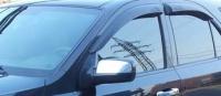Дефлекторы окон (ветровики) для KIA Sorento I (2002-2009 г.в.)