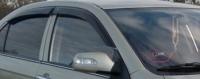 Дефлекторы окон (ветровики) для Lifan Solano / 620 (2008-... г.в.)
