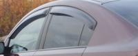 Дефлекторы окон (ветровики) для Mazda 3 (2003-2008 г.в.) седан