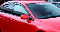 Дефлекторы окон (ветровики) для Mazda 6 (2002-2007 г.в.) седан