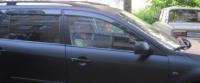 Дефлекторы окон (ветровики) для Mazda 6 (2002-2007 г.в.) универсал