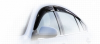 Дефлекторы окон (ветровики) для Mazda 6 (2007-... г.в.) хэтчбек