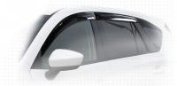 Дефлекторы окон (ветровики) для Mazda CX-5 (2012-... г.в.)