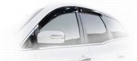 Дефлекторы окон (ветровики) для Mazda CX-7 (2006-... г.в.)