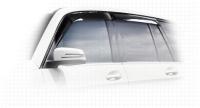 Дефлекторы окон (ветровики) для Mercedes-Benz GLK Class (2008-... г.в.)