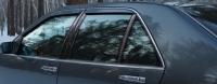 Дефлекторы окон (ветровики) для Mercedes-Benz S Class (1991-1998 г.в.) седан