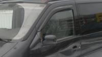 Дефлекторы окон (ветровики) для Mercedes-Benz Vito (V Class) (1996-2003 г.в.)