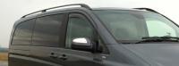 Дефлекторы окон (ветровики) для Mercedes-Benz Viano (V Class) (2003-... г.в.)