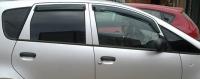 Дефлекторы окон (ветровики) для Mitsubishi Colt (2003-... г.в.) 5 дверный