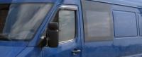 Дефлекторы окон (ветровики) для Mercedes-Benz Sprinter II (2006-... г.в.)