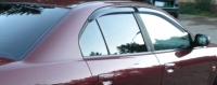Дефлекторы окон (ветровики) для Mitsubishi Galant VIII (1996-2003 г.в.) седан