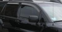 Дефлекторы окон (ветровики) для Mitsubishi Endeavor (2004-... г.в.)