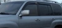 Дефлекторы окон (ветровики) для Lexus LX 470