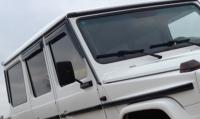 Дефлекторы окон (ветровики) для Mercedes-Benz G Class (1990-... г.в.)
