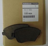 Тормозные колодки передние для Nissan Almera G15RA (2013-...)