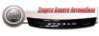 Дефлектор капота (мухобойка) на Honda Stream II 2006-...г.в.