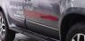Молдинги (накладки) на двери для Nissan Terrano 2014-...г.в.