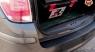 Накладки на бампер задний для Opel Astra универсал 2006-2012 г.в.