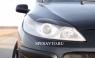 Реснички на передние фары для Peugeot 407 2004-2010 г.в.