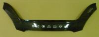 Дефлектор капота (мухобойка) на Kia Picanto I  2007-2011 г.в.