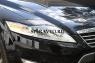 Реснички на фары для Ford Mondeo IV 2011-2014 г.в.