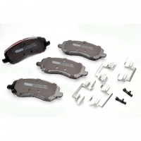 Тормозные колодки передние для Peugeot 4008 2012-...г.в.